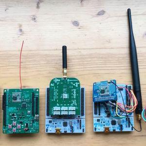 Arduino-LoRa-Funktechnik mit Reichweiten bis zu 20 km
