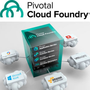 Pivotal Cloud Foundry 2.0 unterstützt nun auch Kubernetes-Container.