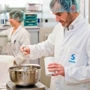 Solvay's Rhovanil main organoleptic profile is vanillin. It suits many food applications and can be used in confectionery, pastry or baking.