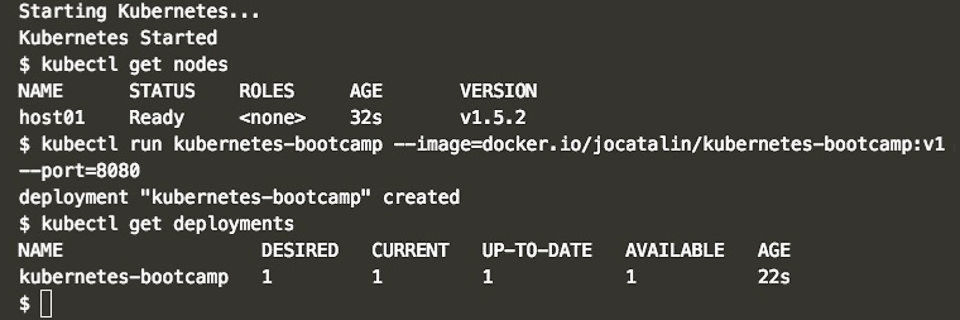 Pods und Container in Kubernetes
