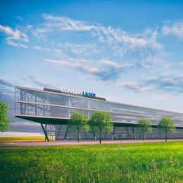 Concept Laser lays foundation for new production centre of 3D metal printing machines