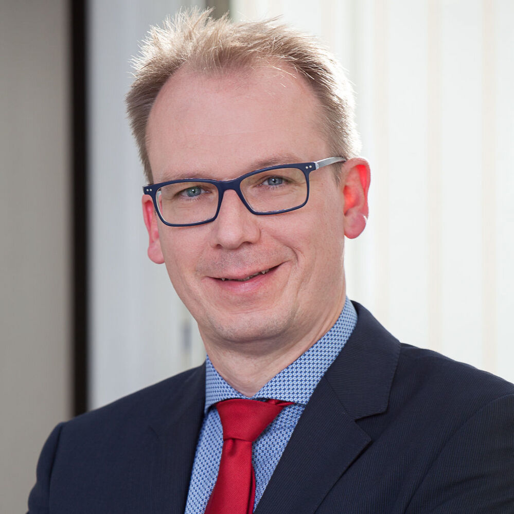 Dr. Andreas Becks, Head of Business Analytics DACH bei SAS