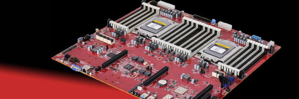 Der AMD-Server-Chip Epyc 7000 findet immer mehr Anhänger