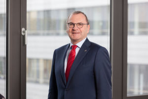 Andreas Barth ist seit 2011 bei Dassault Systèmes Managing Director EuroCentral.
