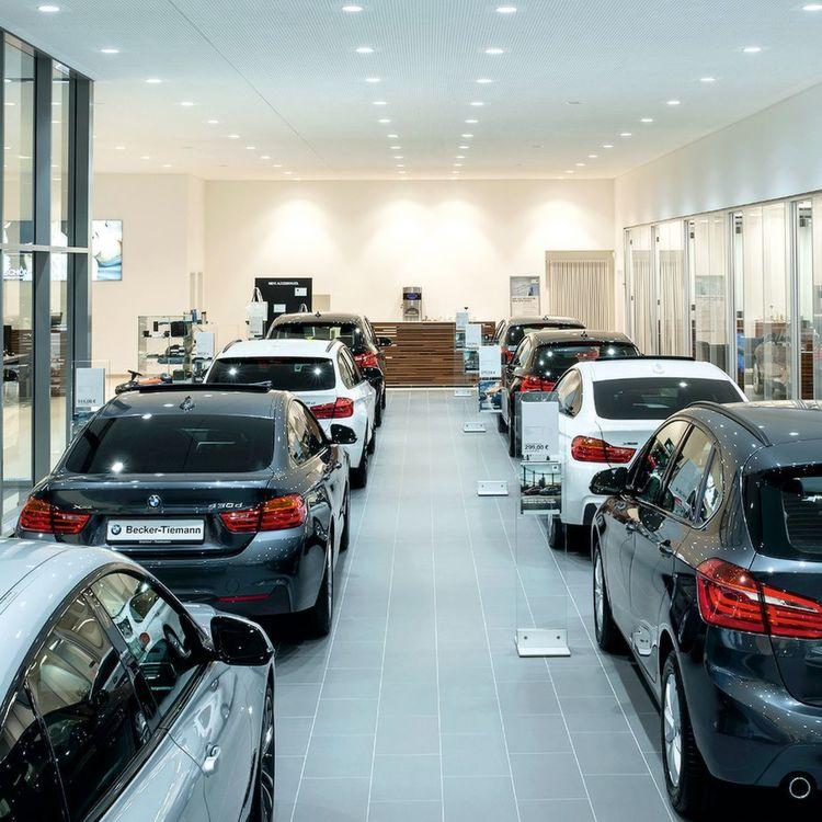 Große Autohändler Gestalten Die Digitalisierung In Eigenregie
