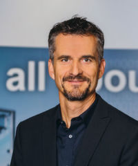 Sebastian Bloch, Head of Sales bei der Trivadis AG.