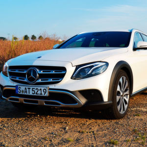 »kfz-betrieb« Auto-Check: Mercedes-Benz E 220d All-Terrain