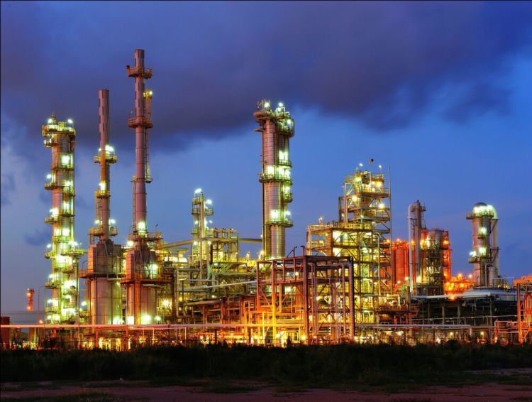 Pictures: World's Largest Refinery Off-Gas Cracker Complex