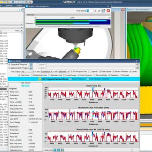 Vericut 8.1.2 offers new features and enhancements