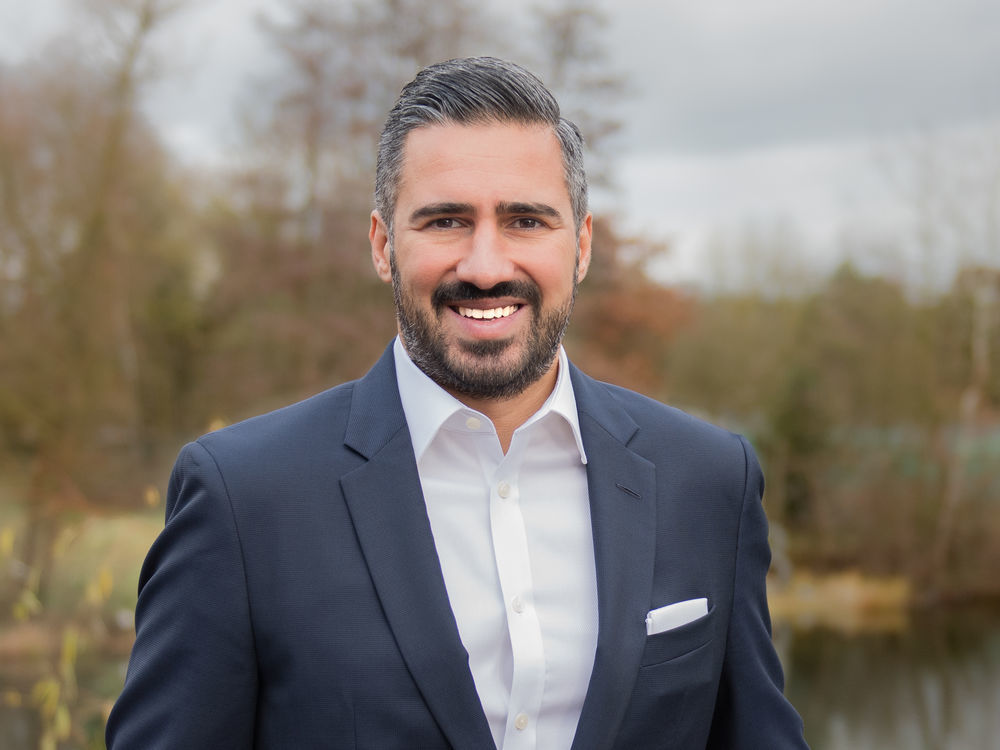 Anish K. Taneja ist CEO der neuen Michelin-Region Europe North.
