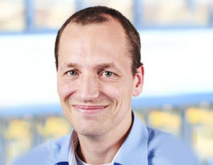 Guido Dornbusch ist Vice President Product Management bei Laird.