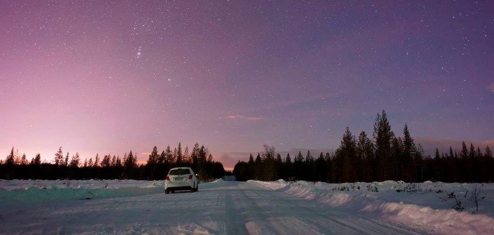 Snowtonomous Autonomes Fahren Im Schnee