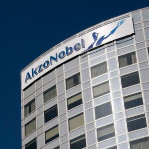 Akzo Nobel headquarters in Amsterdam