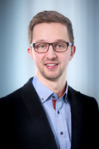 Johannes Ott ist Trainee Marketingstrategie, CRM und Projektmanagement bei ByteConsult.