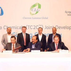 Joint Development Agreement Signed to Commercialize Saudi Aramco's TC2C Technology