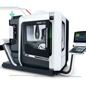DMG Mori's innovative products