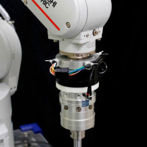 "By making use of ""Maisart"", its proprietary artificial intelligence technology, Mitsubishi Electric has developed a fast force-feedback control algorithm for industrial robots."