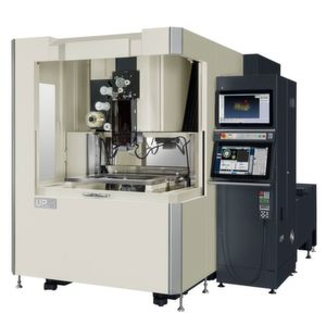 Makino UP6 is equipped with a newly developed wire drive system to enable better corner accuracy among other benefits.