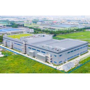 Insgesamt 16.500 Quadratmeter Stehen Den Endress+Hauser Kompetenzzentrum Im  Chinesischen Suzhou Zur Verfügung.