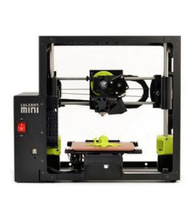 The LulzBot TAZ 6: suited for use by engineers, developers, architects or hobbyists