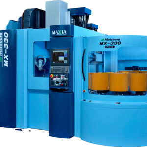 The affordable MX-330 PC10 is a high-quality, entry level five-axis machine with OEM automation.