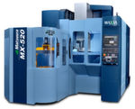 The MX-520 PC4 is a four-pallet automated version of the MX-520 single table, five-axis vertical machining centre. There are currently over 70 Matsuura MX-520 machines in service in the UK.