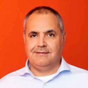 Güner Aksoy, Regional Sales Director Central Europe bei Pure Storage