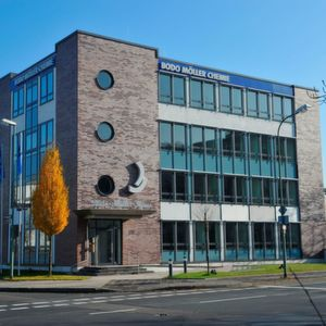 Bodo Möller Chemie is goingt to distribute Huntsman Advanced Materials in North America. (Image: Bodo Möller Headquarters in Offenbach)
