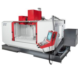 Kunzmann will be presenting the new vertical machining centre BA 1100, which is characterised by high versatility, intuitive operation and a large working area combined with a compact design.
