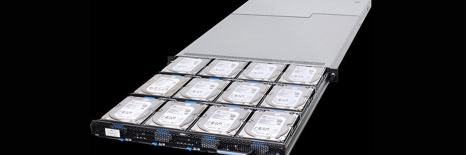 QCT-Server für Software-defined Storage