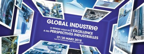 GLOBAL INDUSTRIe, quatre salons en un