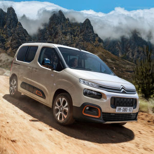 Citroën Berlingo – Schluss mit Biedermann