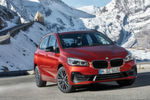BMW 2er Active Tourer in den Varianten 216d, 218d und 220d.