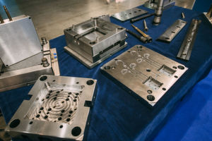 Besides additive technologies, mould, dies and stamps are in the focus at the Russian trade show Rosmould.
