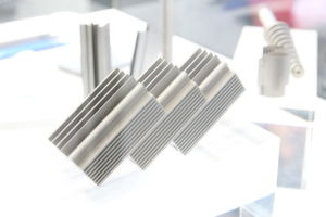 An example for parts machined with wire erosion: These pieces have been machined on a Sodick wire EDM machine.