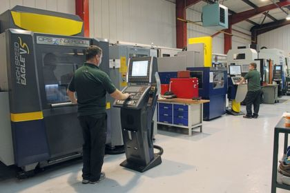 Investment in EDM machinery and HSC enables impressive growth