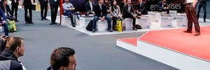 Young tech enterprises at Hannover Messe