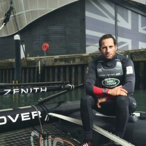 Sir Ben Ainslie, Olympic sailor from Great Britain, will be opening the tradeshow Mach.