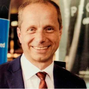 Michael Jordan, Director Channel and Inside Sales bei Quantum