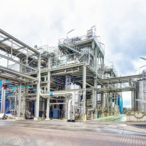 The newly built membrane electrolysis plant in Ibbenbühren was implemented for the first time in Germany by the Saxon engineering service provider for plant engineering and process engineering, CAC.