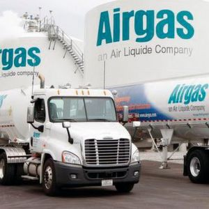 Airgas announced that it was going to build two production facilities in California
