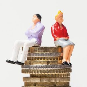 Gender Pay Gap geht in beide Richtungen