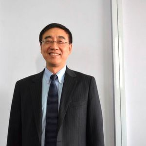 XingBin Li, International Director (Asia Pacific), at the Association for Manufacturing Technology.