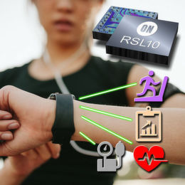 Ultra Low Power Chip bringt mehr Wearables in das IoT