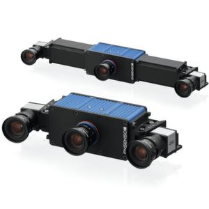 Five-MP camera systems offer larger view fields