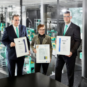 Triple certifications for recognition of trainee programme