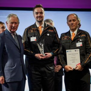 Mazak honoured with top employer award