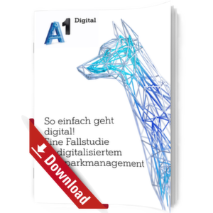 Digitalisiertes Fuhrparkmanagement
