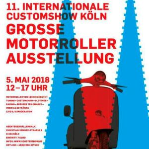 Scooter-Center: Mega-Customshow in Köln