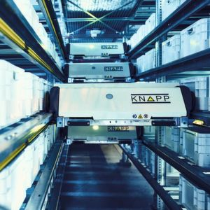 Smart Warehouse für eine intelligente Produktionslogistik
